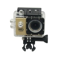 Portable Camcorders SJ4000 Sport Action Camera Full Filmadora HD1080P Waterproof Digital Video Camera Professional Golden