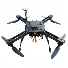 YT007 XC550 Tilt Arm Quadcopter Frame Kit Professional Multicopter Multirotor Carbon Fiber