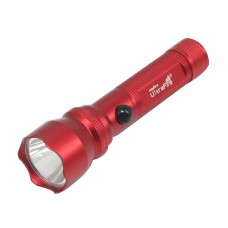 1106 Ultrafire Flashlight Dia14mm Height 500MM Color Series 5W Lamp AA Red