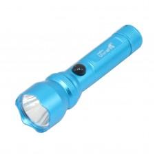 1106 Ultrafire Flashlight Dia14mm Height 500MM Color Series 5W Lamp AA Green Blue