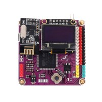 Flight Control Board STM32+MPU6050+HMC5883+MS5611 Serial PID Providing Source Code w/ NRF2401 and OLED for Quadcopter