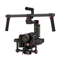 DJI Ronin 3 Axis Brushless Stabilized Handheld Gimbal for Professional Camera Shooting Assembled (Reservation in Advance)