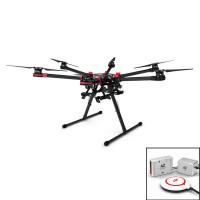 Spreading Wings DJI S900 Folding Hexacopter & A2 Flight Control Highly Portable Powerful Aerial System for Demanding FilmMaker
