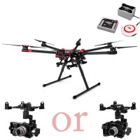 Spreading Wings DJI S900 & WKM Flight Controller & Z15 (N7/GH3/GH4/BMPCC) Aerial System for Demanding FilmMaker