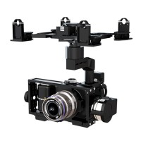 Instock Zenmuse DJI Z15 Extraordinarily Smooth Professional 3 axis Brushless Gimbal for BMPCC