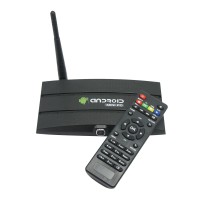 Android TV Box camera Quad core RK3188 Cortex-A9 2G RAM 8G Android 4.4 remote control XBMC tv box MK919