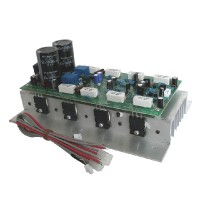 1000W Large Power Family Amplifer Drived By 8 Toshiba Delay Protection Short-circuit Protection Amp Board