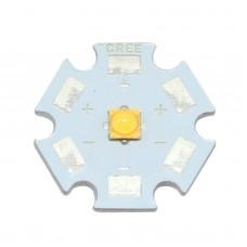 X Cree XTE 1-5W LED Warm White 3.2-3.6V 300mA-1500mA