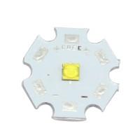 X Cree XTE 1-5W LED Cold White 3.2-3.6V 300mA-1500mA