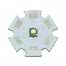 Cree XPE 1W 3W Blue Led Emitter 3.2-3.6V 350mA-1000mA 460-470nm + 20MM Star Base