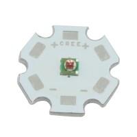Cree XPE 1W 3W Red Led Emitter 2-2.4V 350mA-1000mA 120-630nm + 20MM Star Base