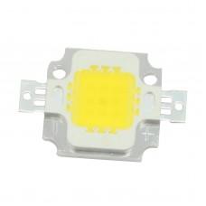 DIY 10W 900mA 4000-4500K Natural White Light Square Integrated LED Module (9-12V)