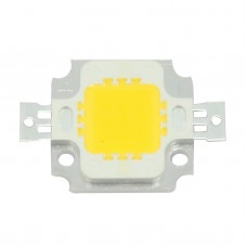 DIY 9-12V 900mA 10W WW 800LM Warm White LED Emitter 6000-6500K