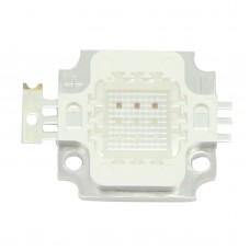 10W High Power LED Chip Bulb IC SMD Floodlight Lamp Bead RGB
