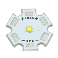 Cree XBD White 1-3W LED Light Emitter Bulb Mounted On 20mm Star PCB