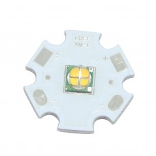 CREE XML EasyWhite 4chips led XM-L 12W 12V Warm White LED Chip 20MM