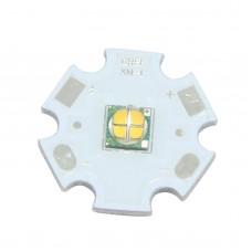 CREE XML EasyWhite 4chips led XM-L 12W 12V Warm White LED Chip 20MM