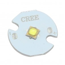 X Cree XTE 5W LED Neutral White 4500-5000K CREE XT-E 1-5W high power LED CHIP with16MM PCB