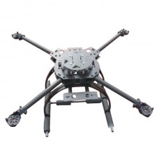 ATG 16MM T650-X4-16 Quadcopter Frame Kit New Concept Folding Reversely