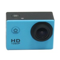 Portable Camcorders SJ4000 Sport Action Camera Full Filmadora HD1080P Waterproof Digital Video Camera Professional Blue
