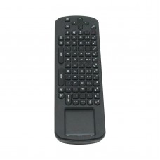 MEASY RC12 2.4GHz Wireless Keyboard Air Mouse Combo with Touchpad for Laptop Tablet Computer PC Smart TV