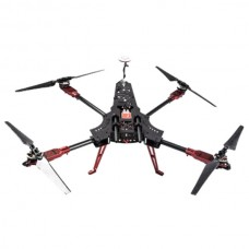 iFlight Red DragonFly 3K Full Carbon Fiber FPV Quadcopter Wheelbase 700mm for FPV Photography
