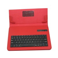 "S900 Universal Wireless Bluetooth Stand Shelf Plug-in Keyboard Magnetic Leather Smart Cover Case for Tablets 9"" 10"" inch TX5A03"