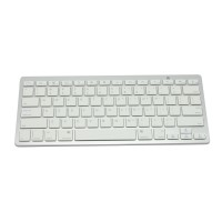 Bluetooth Wireless Keyboard for PC Ipad Air Ipad2/3/4 Tablet Iphone Galaxy Note Smart TV
