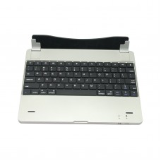 P1301 Bluetooth Keyboard Wireless Ultrathin ABS Aluminium Alloy Insert the magnetic suction Keyboard for iPad 2/3/4
