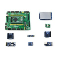 Open207I-C Package A STM32 STM32F207IET6 STM32F207 ARM Cortex M3 Development Board + 8 Modules
