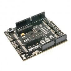 Arduino compatible 6DOF shield ITG3205 + ADXL345 Self-Balancing Robot