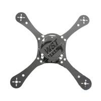 Mini Multi-Copter carbon fiber Fram Kit V2 X240 4-axis KK Quadcopter