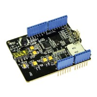 Music Shield V2.0 Audio Decoder Module DIY MP3 Player Voice Player Module
