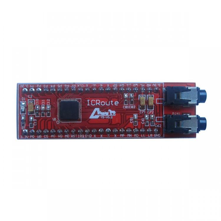 Voice Recognition Module Ld3320 Chip Asr Voice Technical