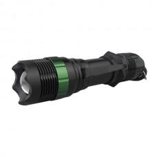 18650 Multifunction Hunting Long Range Shoot Waterproof Chargeable Aluminum Alloy Mini Strong Light Flashlight