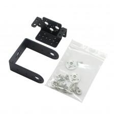 2 DOF Short Pan and Tilt Servos Bracket Sensor Mount kit for Robot Arduino compatible MG995