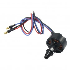 AX-2810Q 750KV 3S-4S Li-po Brushless Motor for Multi-rotor Aircraft 370W/1.8KG
