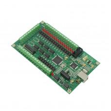 3 Axis CNC USB Card Mach3 200KHz Breakout Board Interface for CNC Milling Machine Windows2000/XP/Vista