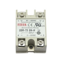 SSR-75 DA-H 90-480V Solid State Relay