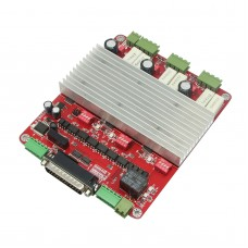 CNC TB6560 3 Axis Stepper Motor Driver Controller Board with Cable for Engraving Machine