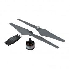 DJI E300 6pcs Motor + 6pcs ESC & Propeller Pack for DJI & Hexacopter High Efficiency