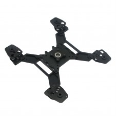 TZT Aluminium Anti-vibration Adapter Board Rubber Ball Set for DJI S800 Z15 Brushless Camera Gimbal Mounting