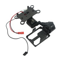 LiSAM LS-150 Front Loading 2 Axis Brushless Gimbal + Motor Controller for LS-480 Alien Quadcopter