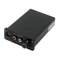 FX DAC-X3 Fiber Coaxial USB Decoder 24BIT/192Khz USB DAC Headphone 192khz Decoder
