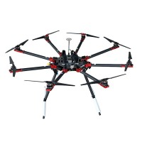 V8 Octacopter Folding Frame Kit Open Source Multicopter Technology Sharing for FPV Photography