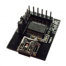 Arduino Downloader pro mini FTDI232RL USB to Serial Port TTL Surpass PL2303