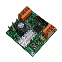 12/24V 180W Large Power DC Motor Professional Regulator Driver Board CW CCW Current Controlled by PID