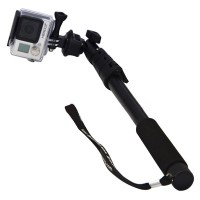 Gopro 2/ 3/ 3+ Universal Portable Monopod Camera Stand for SJ4000 Selfie Tripod Stand