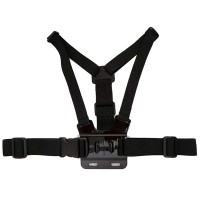 Gopro Action Camera Adjustable GoPro Chest Mount Harness Chest Strap For GoPro HD Hero 1/ 2/ 3