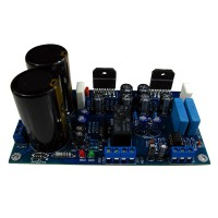 SF 20-28VAC-0-20-28VAC 2.0 LM3886 Amplifier with Speaker Protection Board 2*68W
